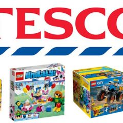 Further LEGO Reductions At Tesco