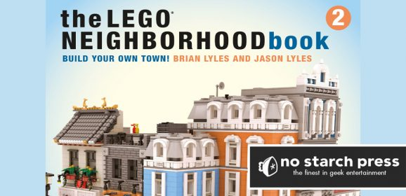 The LEGO Neighborhood Book 2 Review