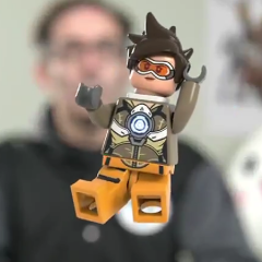 First LEGO Overwatch Minifigure Revealed