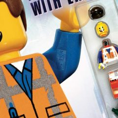 First The LEGO Movie 2 Book Revealed