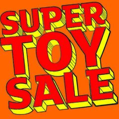Up To 50% Off All Toys At Sainsbury's