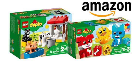 Free LEGO DUPLO Sets At Amazon