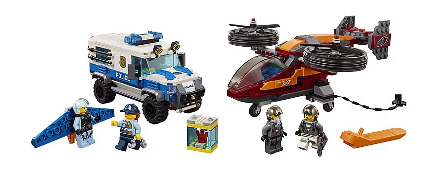 A Look At LEGO     Light & Sound   BricksFanz