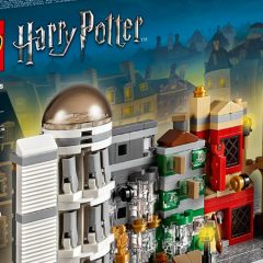 Diagon Alley Still Available At LEGOLAND Discovery Stores