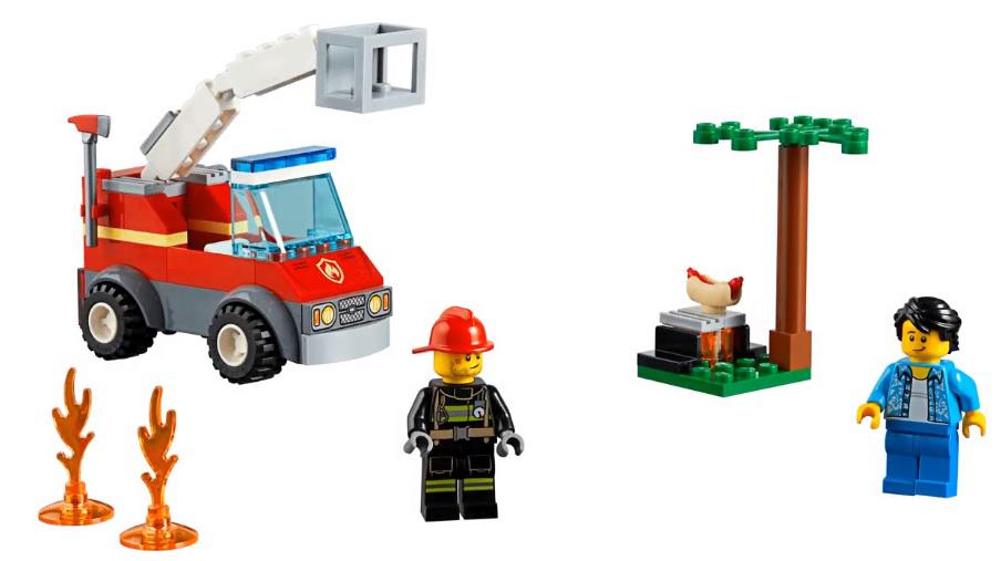 New Lego City 2019 Set Images Bricksfanz