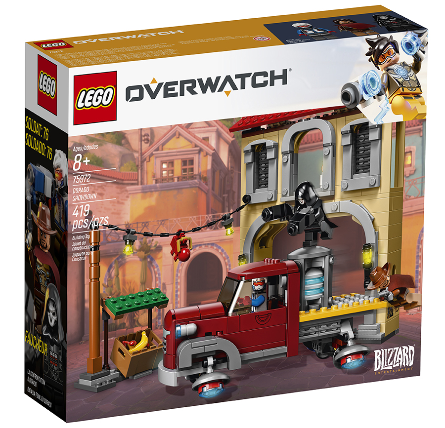 LEGO Overwatch Sets Now Available To Pre-order   BricksFanz