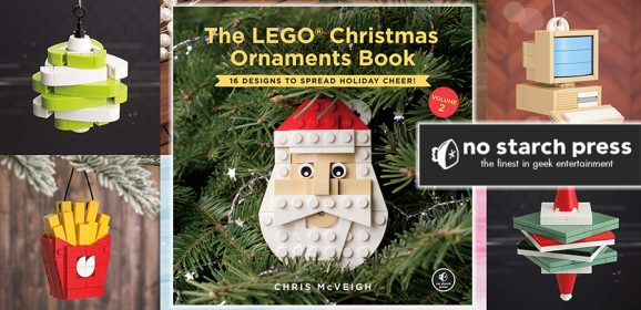 The LEGO Christmas Ornaments Vol 2 Book Review