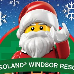 A Winter Wonderland Descends Upon LEGOLAND Windsor