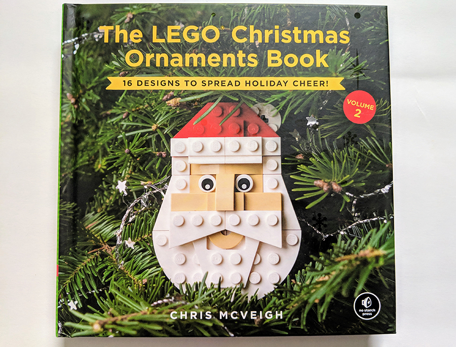 The Lego Christmas Ornaments Vol 2 Book Review Bricksfanz