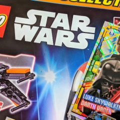 LEGO Star Wars Magazine November Issue