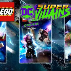 First LEGO DC Super-Villains DLC Out Now