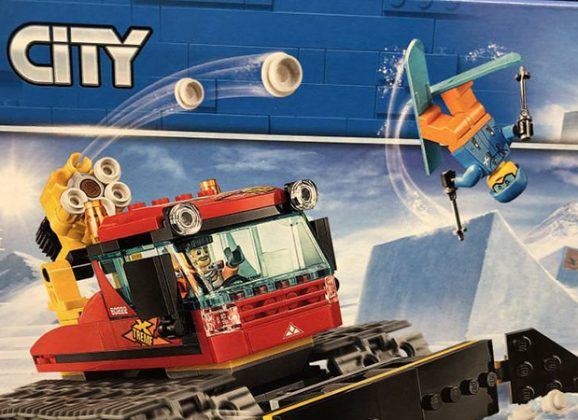 LEGO City & Creator 2019 Sets Appear In Canada