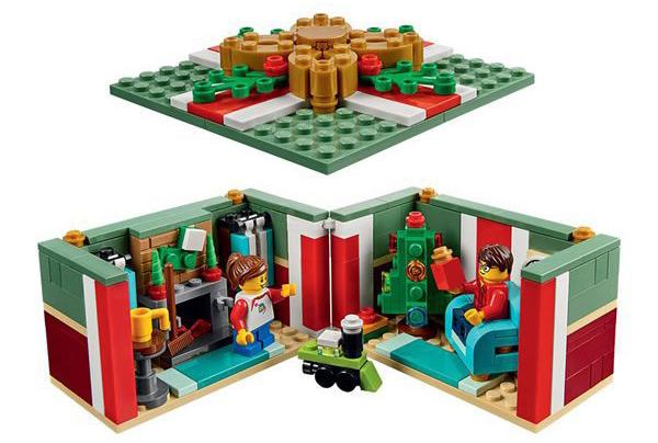 Free LEGO Christmas Gift Box Set Promotion Returns ...