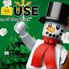 Have A Cozy Christmas At The LEGO House
