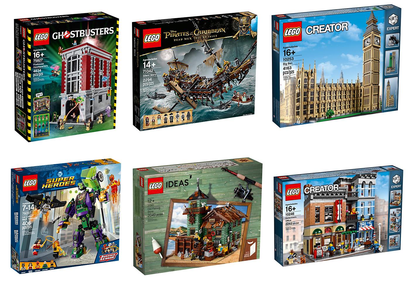 Over 200 LEGO Sets Retiring Soon | BricksFanz
