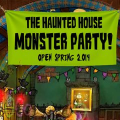 Haunted House Monster Party Opening Soon At LEGOLAND Windsor