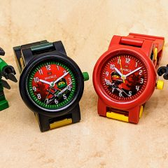 LEGO NINJAGO Dragon Hunters Watches Review