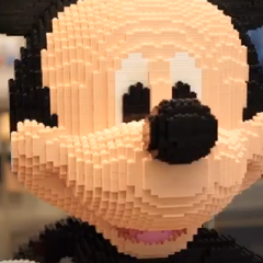 A Look At LEGO…. Mickey Mouse