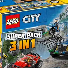 New LEGO 3-in-1 Super Pack Now At Asda