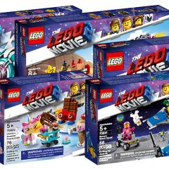 Some LEGO Movie 2 Sets Out December 1st