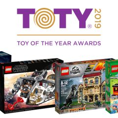 Toy Of The Year 2019 Nominations Revealed