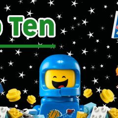 Top 10 LEGO Rockets