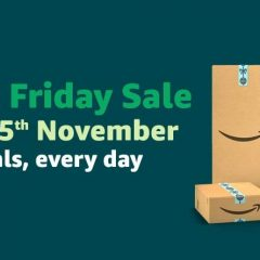 Amazon Black Friday Event Begins