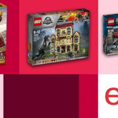 LEGO Popularity Rises On eBay This Christmas