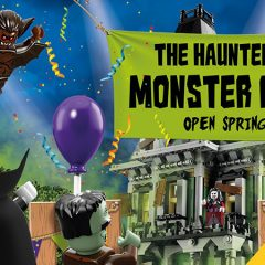 Win The First Ride On LEGOLAND Windsor Haunted House