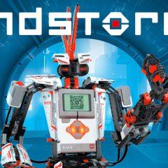 Celebrating 20 Years Of LEGO MINDSTORMS