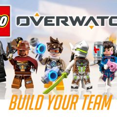 LEGO Overwatch Sets Now At Sainsbury's