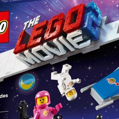 Benny's Space Squad LEGO Movie 2 Set Review
