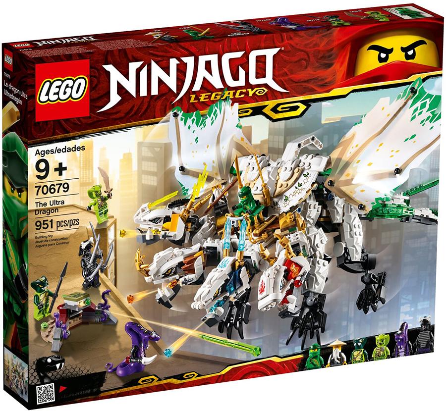 New LEGO NINJAGO Legacy Sets Now Available   BricksFanz