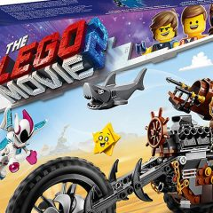 MetalBeard's Heavy Metal Motor Trike! LEGO Movie 2 Set Review