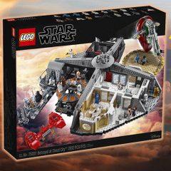 Free Boba Fett Clock Offer In LEGO Stores