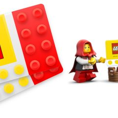 Give The Gift Of Choice With A LEGO Gift Card
