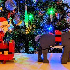 Click & Snap: LEGO Employee Christmas Gift