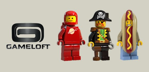 Gameloft To Bring New LEGO Game To Mobiles