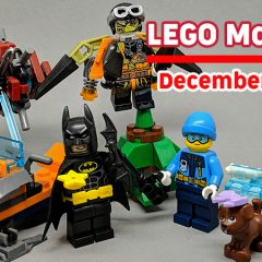 LEGO Magazines December Round-up
