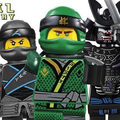 LEGO NINJAGO Gets Updated Visual Dictionary
