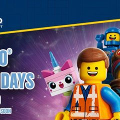 The LEGO Movie Days LEGOLAND Windsor Dates Revealed