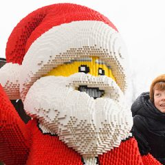 Famous Festive Fun At LEGOLAND Windsor