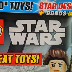 LEGO Star Wars Magazine December Issue