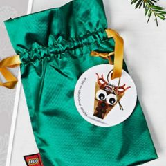 Free LEGO Reindeer Ornament Offer Now Live