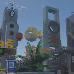 NINJAGO City Comes To LEGO Worlds