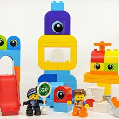Emmet & Lucy's Visitors From The DUPLO Planet Set Review