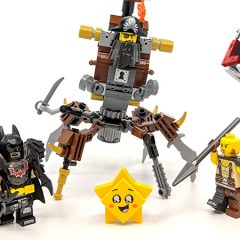 Battle-Ready Batman & MetalBeard LEGO Movie 2 Set Review