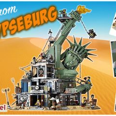 Welcome To Apocalypseburg Set Officially Revealed