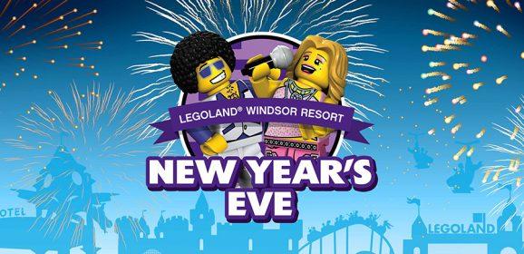 Ring In 2019 At LEGOLAND Windsor Resort