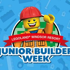 Junior Builders Week This Half-Term At LEGOLAND Windsor